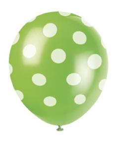 Green Spot Balloons
