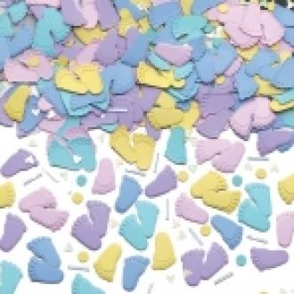 Pitter Patter confetti