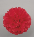Red Puff Ball