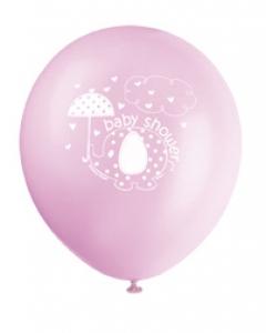 Umbrellaphants Pink Balloons