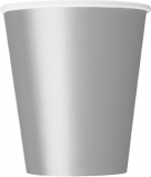 14 Silver Paper Cups