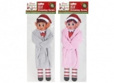 Elf Dressing Gown Pink