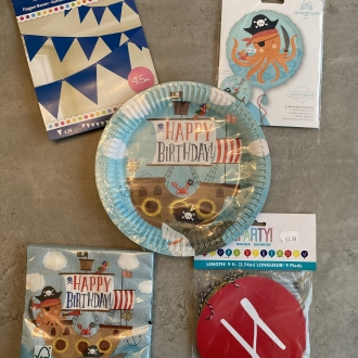 Ahoy Birthday Pack