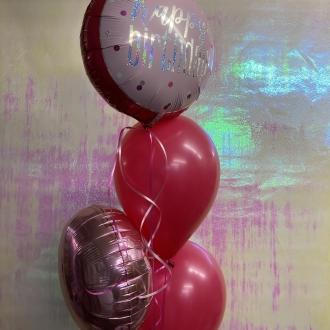 Pink Glitz Basic Bouquet