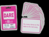 Girls Dare Cards