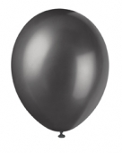 Ink Black Balloons
