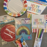 Rainbow Party Pack